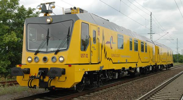 Measurement Train UST02: Knape Gruppe